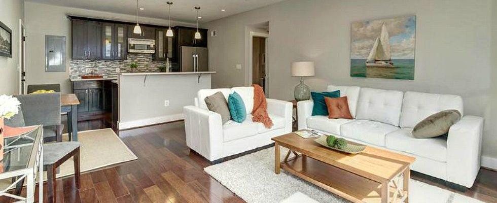 Home Staging Furniture Rental Northern Virginia Dc